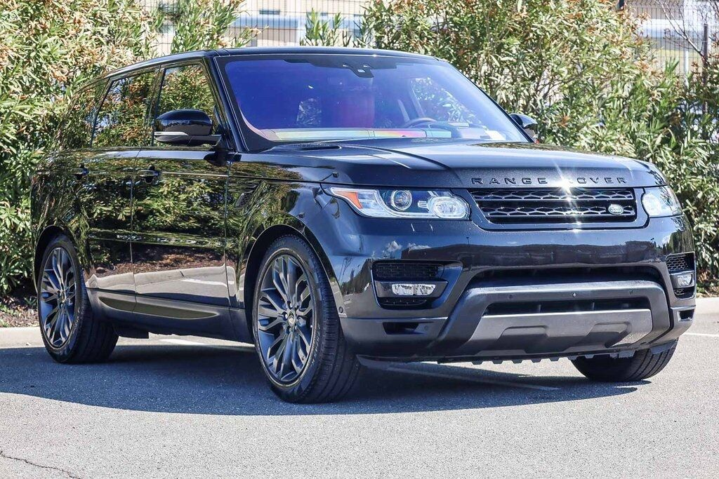 2017 Land Rover Range Rover Sport 5.0L V8 Supercharged Livermore CA