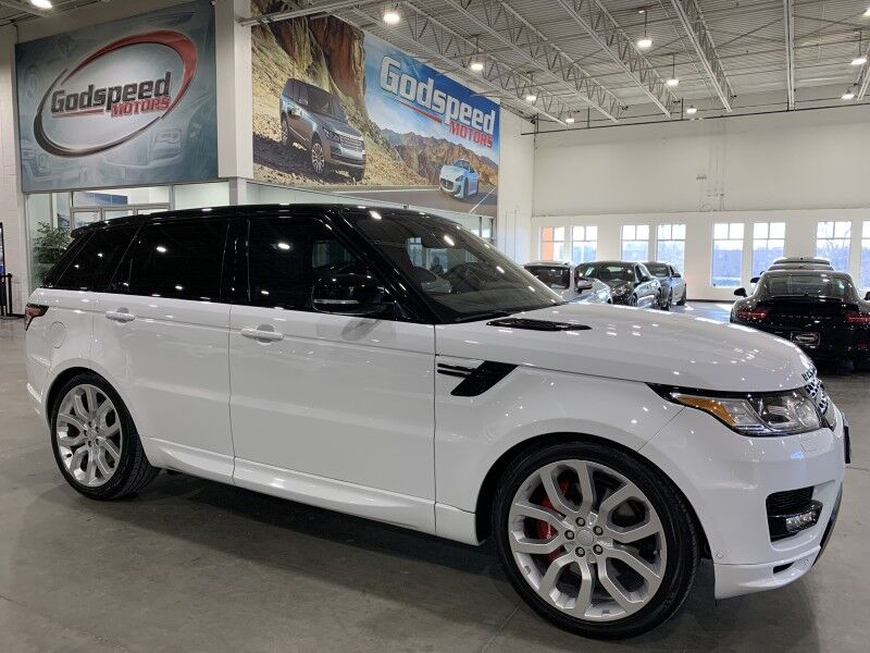 2017_Land Rover_Range Rover Sport_Autobiography 99k MSRP_ Charlotte NC