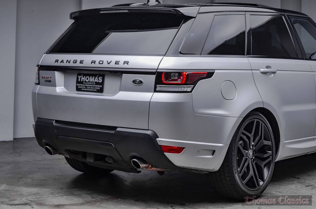 2017 Land Rover Range Rover Sport Autobiography Akron OH