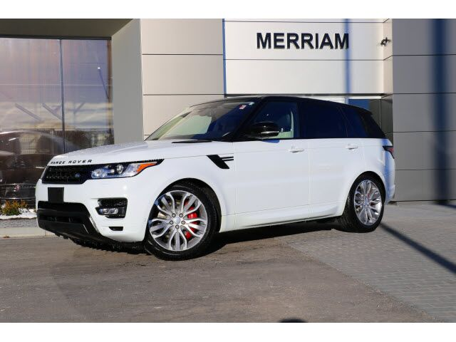 2017 Land Rover Range Rover Sport Autobiography Dynamic Merriam KS