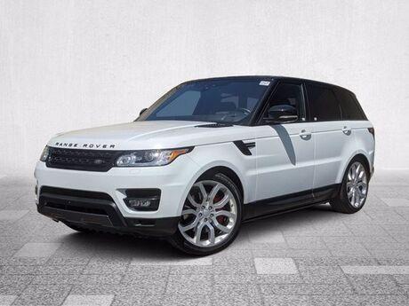 2017 Land Rover Range Rover Sport Dynamic San Antonio TX