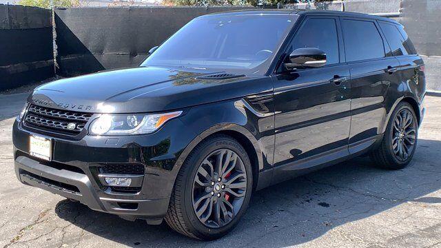 2017 Land Rover Range Rover Sport Dynamic Pasadena CA