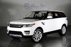 2017 Land Rover Range Rover Sport HSE 3rd Row Seating