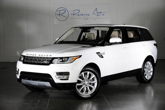 2017_Land Rover_Range Rover Sport_HSE 3rd Row Seating_ The Colony TX