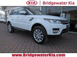 2017 Land Rover Range Rover Sport HSE 4WD SUV,