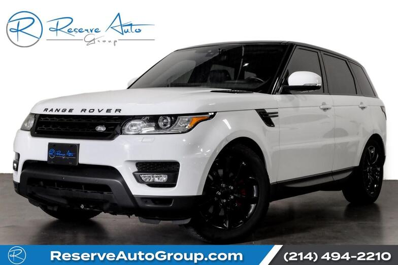 2017 Land Rover Range Rover Sport HSE BlackOut Pkg The Colony TX