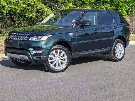 2017 Land Rover Range Rover Sport HSE Cary NC