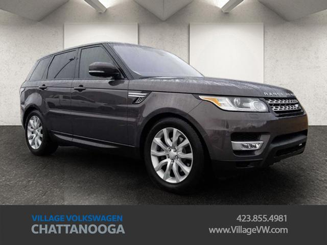 2017 Land Rover Range Rover Sport HSE Chattanooga TN