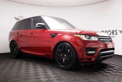 2017_Land Rover_Range Rover Sport_HSE Dynamic Blind Spot,Panoramic,Camera,Nav_ Houston TX