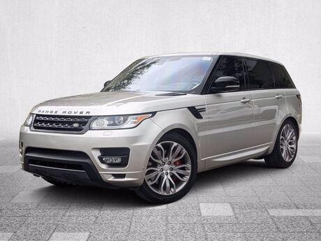 2017 Land Rover Range Rover Sport HSE Dynamic San Antonio TX