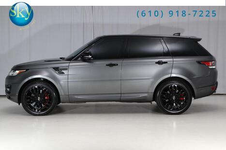 2017_Land Rover_Range Rover Sport_HSE Dynamic_ West Chester PA