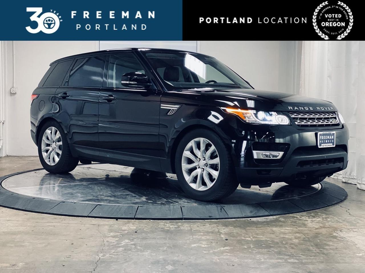 2017 Land Rover Range Rover Sport HSE Heated & Cooled Front Seats Soft Closing Doors Portland OR