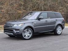 2017_Land Rover_Range Rover Sport_HSE_ Raleigh NC