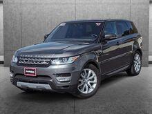 2017_Land Rover_Range Rover Sport_HSE_ Roseville CA