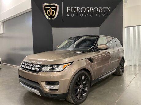 2017 Land Rover Range Rover Sport HSE Salt Lake City UT