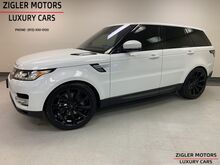 2017_Land Rover_Range Rover Sport_HSE Supercharged low miles Clean Carfax Pro Driver Pkg Blind Spot Lane Dep_ Addison TX
