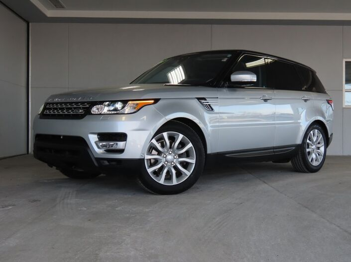 2017 Land Rover Range Rover Sport HSE Td6 Merriam KS