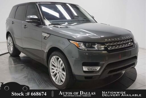 2017_Land Rover_Range Rover Sport_HSE Td6 NAV,CAM,PANO,4-CLMT STS,BLIND SPOT,21IN WL_ Plano TX