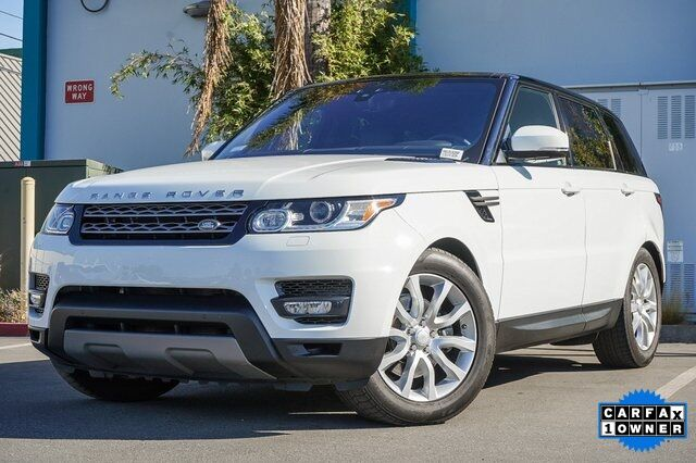 2017 Land Rover Range Rover Sport HSE Td6 Redwood City CA