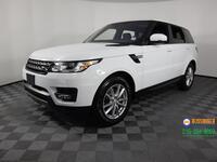2017 Land Rover Range Rover Sport SE - Turbo Diesel