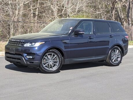 2017 Land Rover Range Rover Sport SE Cary NC