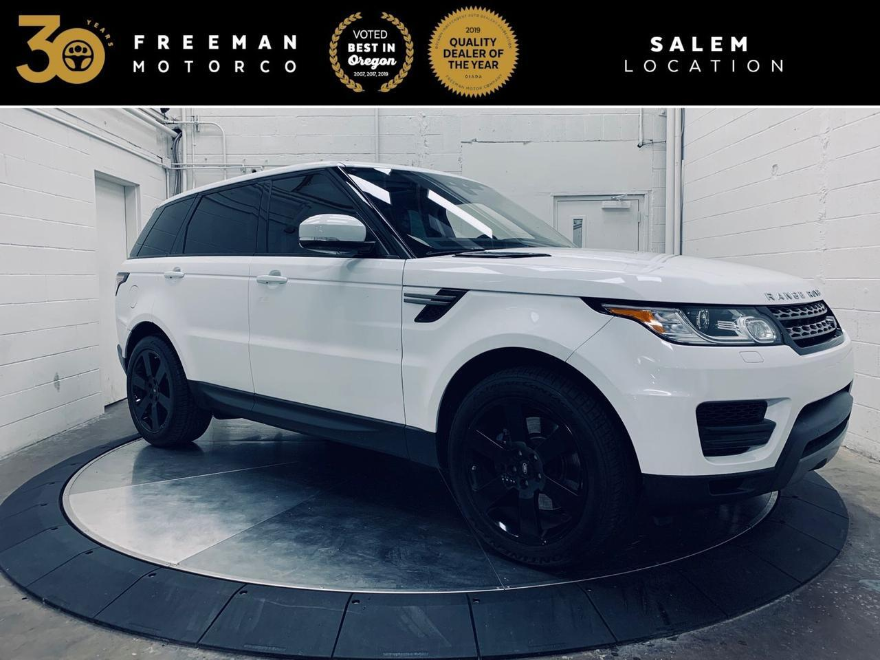 2017 Land Rover Range Rover Sport SE Pano Roof Backup Cam Lane Departure Warning Salem OR