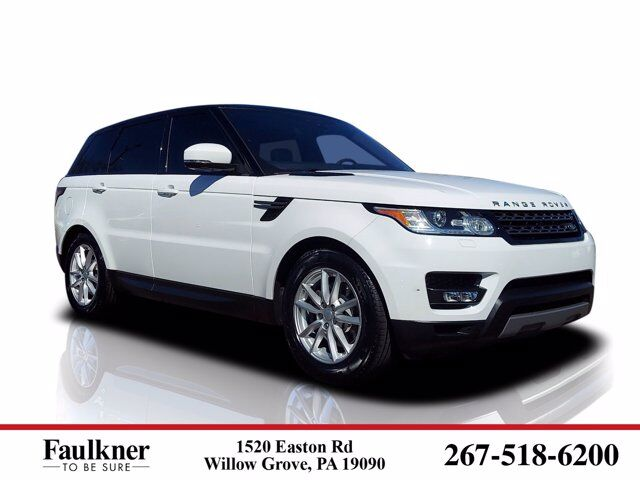 2017 Land Rover Range Rover Sport SE Willow Grove PA