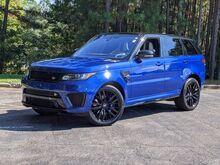 2017_Land Rover_Range Rover Sport_SVR_ Raleigh NC