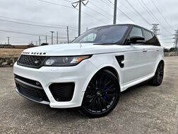 2017_Land Rover_Range Rover Sport_SVR, Red Interior, Carbon Fiber, Brembo Brakes AND SO MUCH MORE!_ CARROLLTON TX