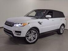 2017_Land Rover_Range Rover Sport_Td6 Diesel HSE_ Cary NC
