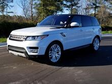 2017_Land Rover_Range Rover Sport_V6 Supercharged HSE_ Cary NC