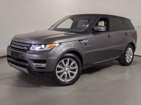 2017 Land Rover Range Rover Sport V6 Supercharged HSE Cary NC