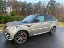 2017_Land Rover_Range Rover Sport_V6 Supercharged HSE Dynamic_ Cary NC