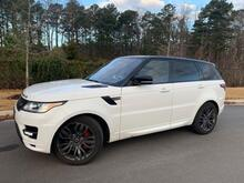 2017_Land Rover_Range Rover Sport_V6 Supercharged HSE Dynamic_ Raleigh NC