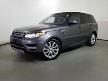 2017_Land Rover_Range Rover Sport_V6 Supercharged HSE_ Raleigh NC