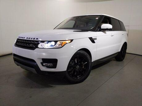 2017 Land Rover Range Rover Sport V6 Supercharged SE Cary NC