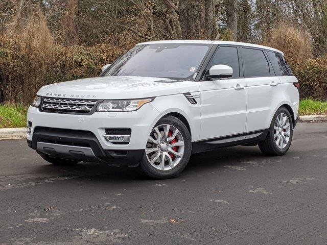 2017 Land Rover Range Rover Sport V8 Supercharged Cary NC