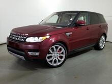 2017_Land Rover_Range Rover Sport_V8 Supercharged_ Raleigh NC