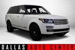Land Rover Range Rover Supercharged 2017