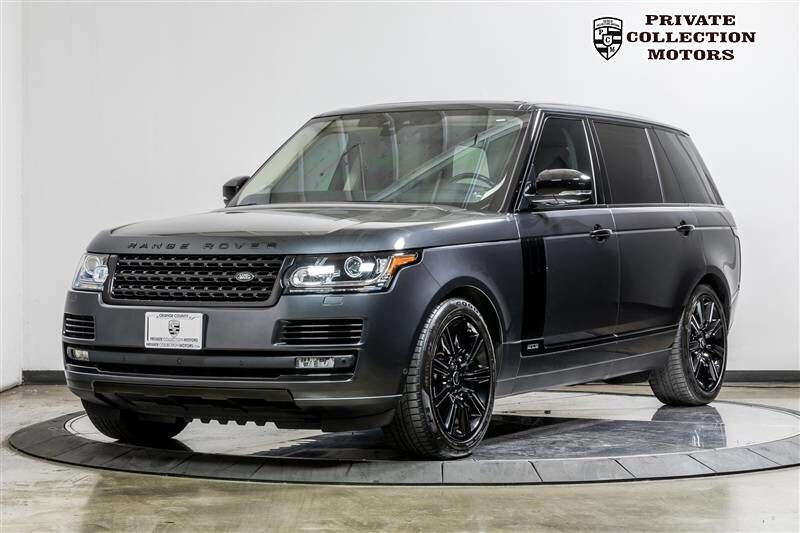 2017_Land Rover_Range Rover_Supercharged LWB Black Design Package MSRP $127,086_ Costa Mesa CA