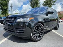 2017_Land Rover_Range Rover_Supercharged LWB_ Raleigh NC