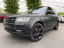 2017_Land Rover_Range Rover_Supercharged_ Raleigh NC