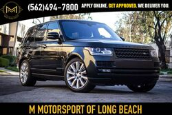 Land Rover Range Rover Supercharged Sport Utility 4D 2017