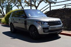 2017_Land Rover_Range Rover_Supercharged_ Rocklin CA