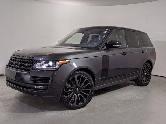 2017 Land Rover Range Rover V6 Supercharged HSE SWB Cary NC