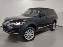 2017_Land Rover_Range Rover_V6 Supercharged HSE SWB_ Cary NC
