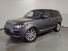 2017_Land Rover_Range Rover_V6 Supercharged HSE SWB_ Raleigh NC