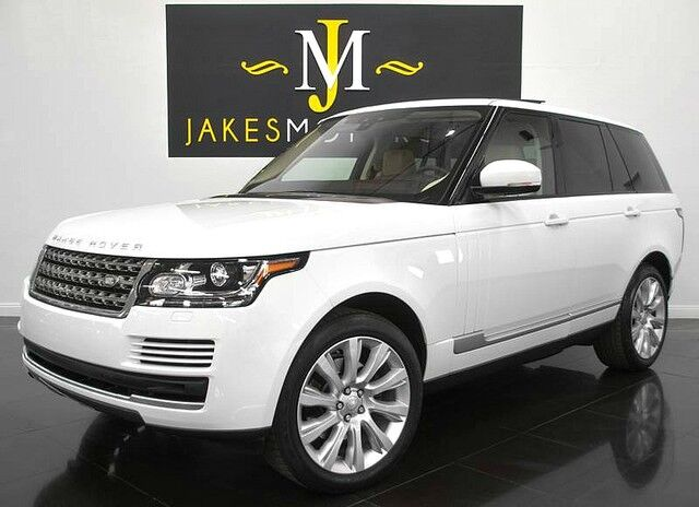 2017 Land Rover Range Rover V6 Supercharged San Diego CA