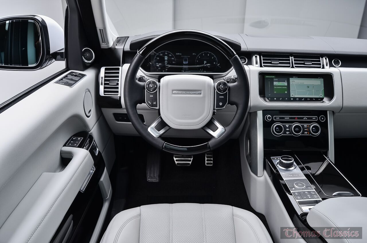 2017 Land Rover Range Rover V8 SUPERCHARGED Akron OH