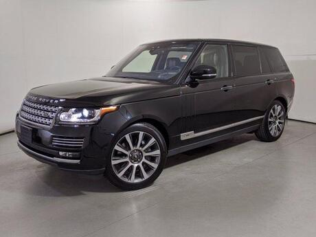 2017 Land Rover Range Rover V8 Supercharged Autobiography LWB Cary NC